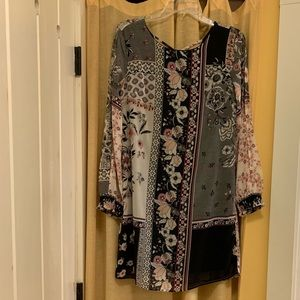Maurice's NWT Patterned Dress